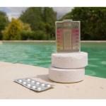 Le traitement de la piscine au chlore