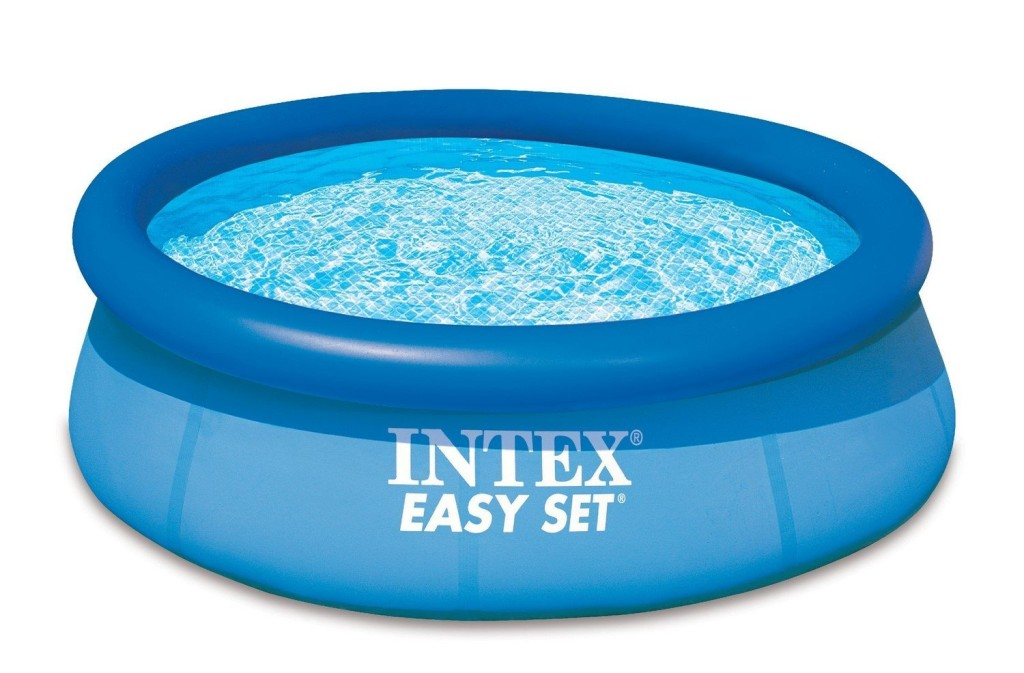 Notre test complet de la piscine gonflable intex 56970fr for Piscines gonflables