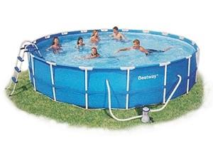 Notre avis sur la bestway piscine ronde tubul robot for Avis robot piscine
