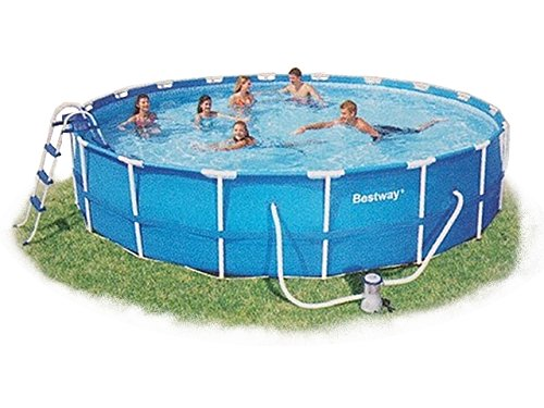 Notre avis sur la bestway piscine ronde tubul robot for Piscine magiline avis