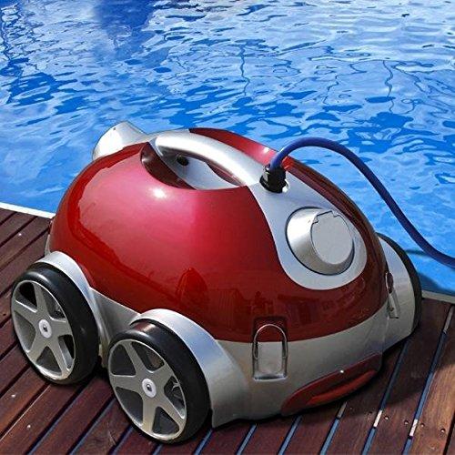Test complet du balais de piscine water clean 70035 for Robot aspirateur piscine autonome