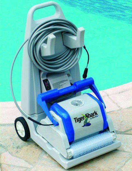 robot piscine qualite