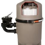 Un filtre à diatomée