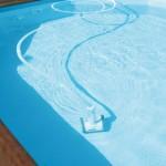 Un robot piscine hydraulique