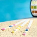 Matériel test pH piscine